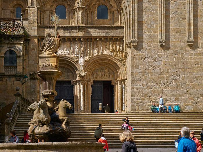 Platerias-Santiago de Compostela