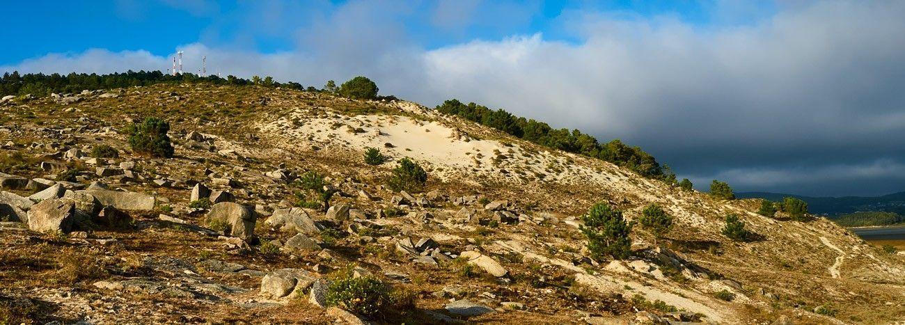 Monte Branco - Ponteceso
