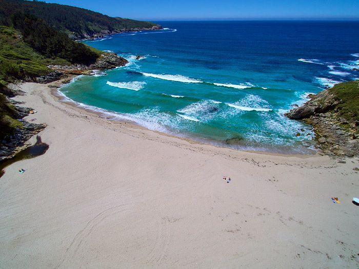 Playa de Rebordelo - Cabana de Bergantiños