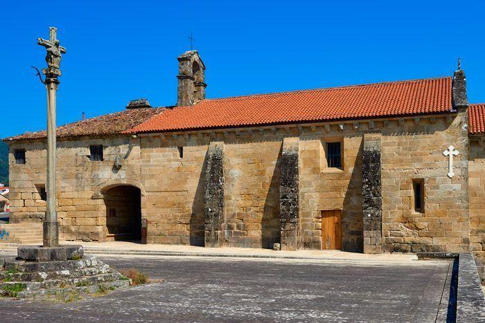 Virgen del Camino - Muros