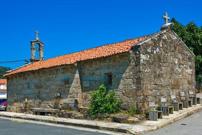 Ermita del Espíritu Santo - Muros