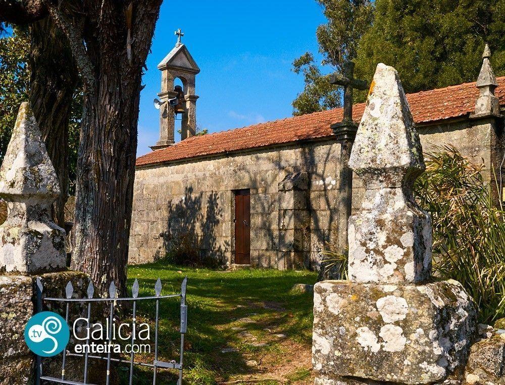 Capilla de San Miguel - Ponte Caldelas