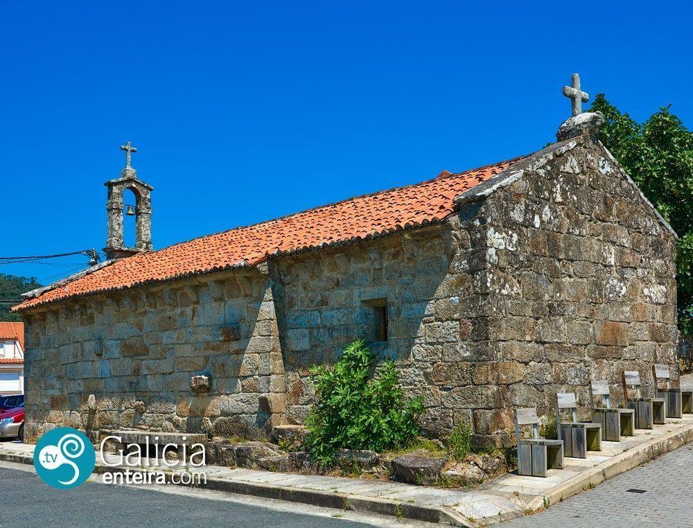 Capilla del Espiritu Santo - Muros