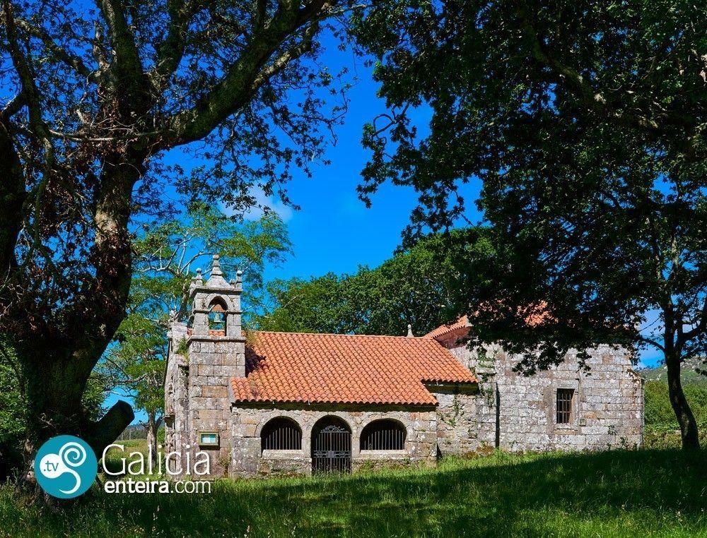 Capela da Nosa Señora do Carme do Briño, Cabana de Bergantiños