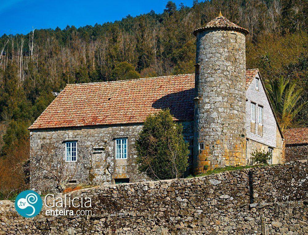 Casa Rectoral de Amil - Moraña
