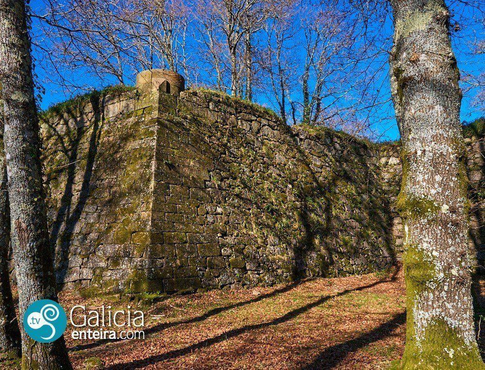 Fortaleza y Castelo de San Lourenzo, Goián