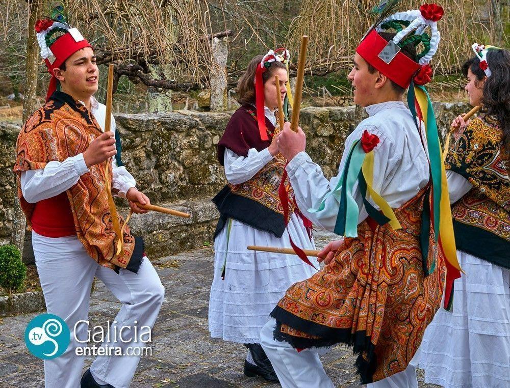 Danza de Fozara, Ponteareas