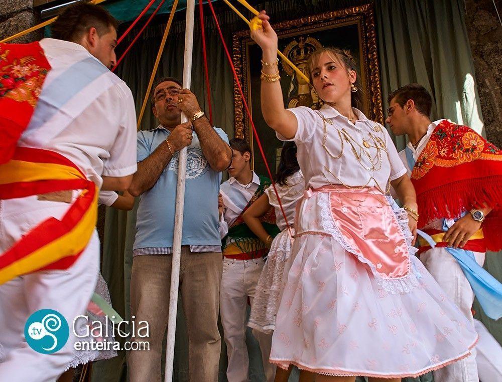 Danza de A Franqueira, A Cañiza