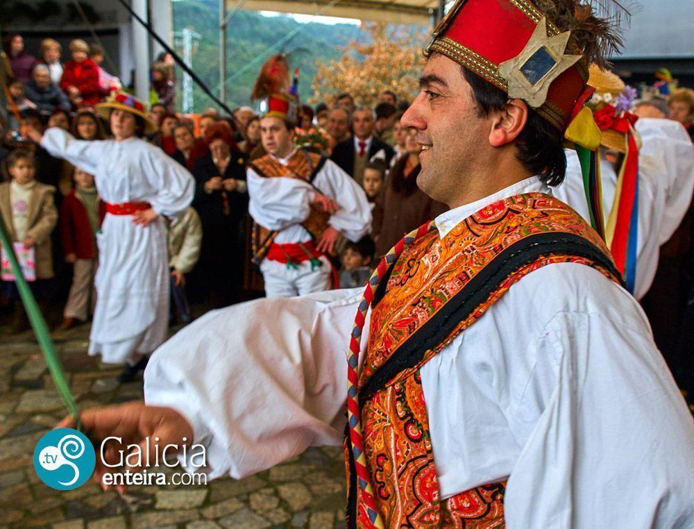 Danza blanca de Guláns, Ponteareas