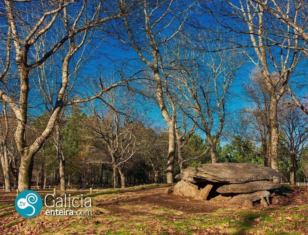 Dolmen de Chan da Arquiña - Moaña