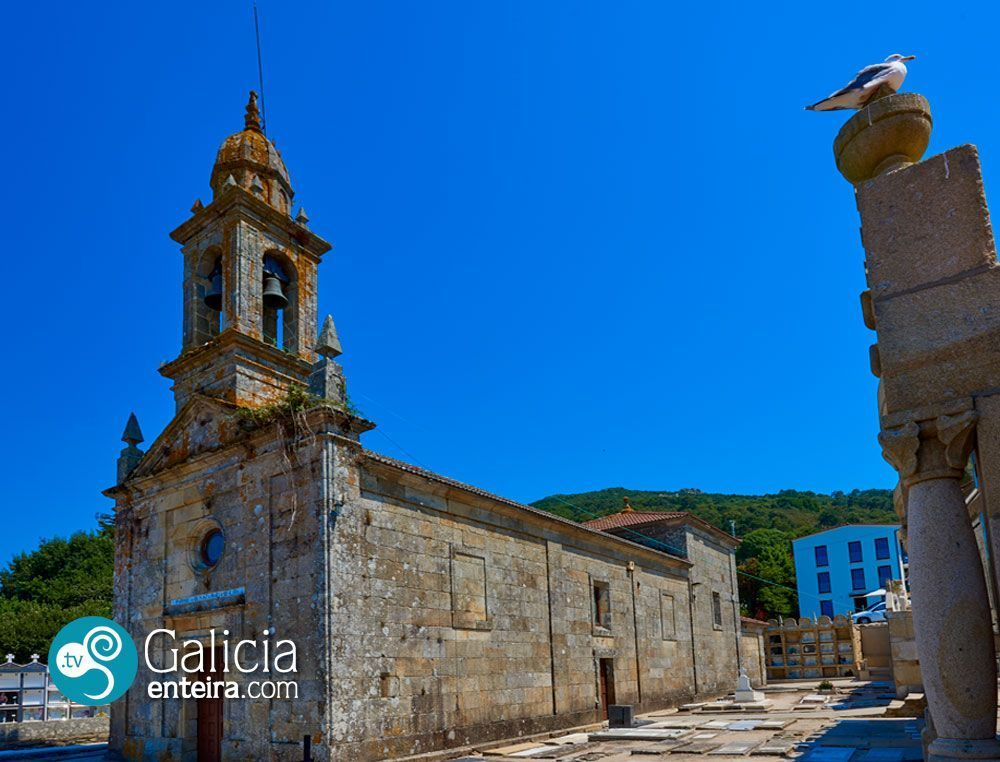 Iglesia de Santa María de Lira, Carnota