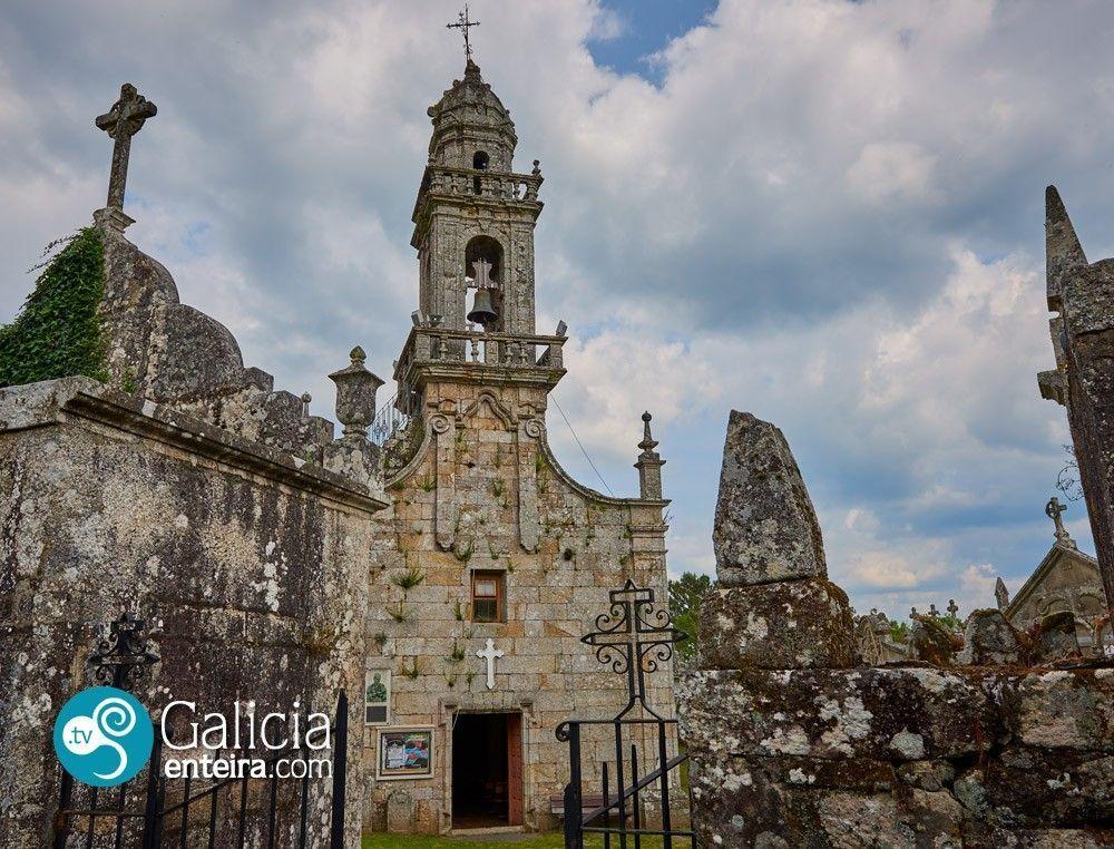 Igrexa de San Miguel de Albarellos, Boborás