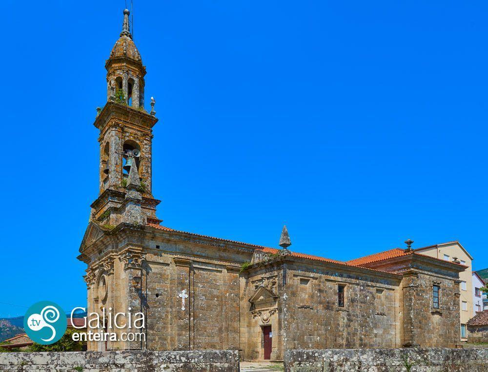 Igrexa de Santa Comba de Carnota