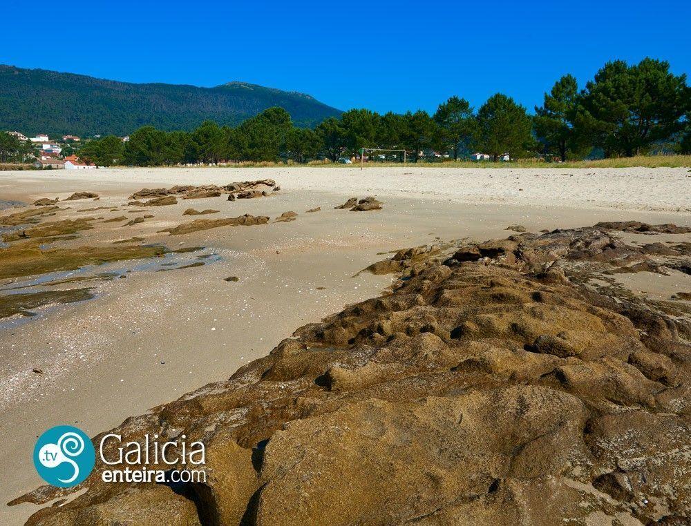 Playa de Bornalle, Muros