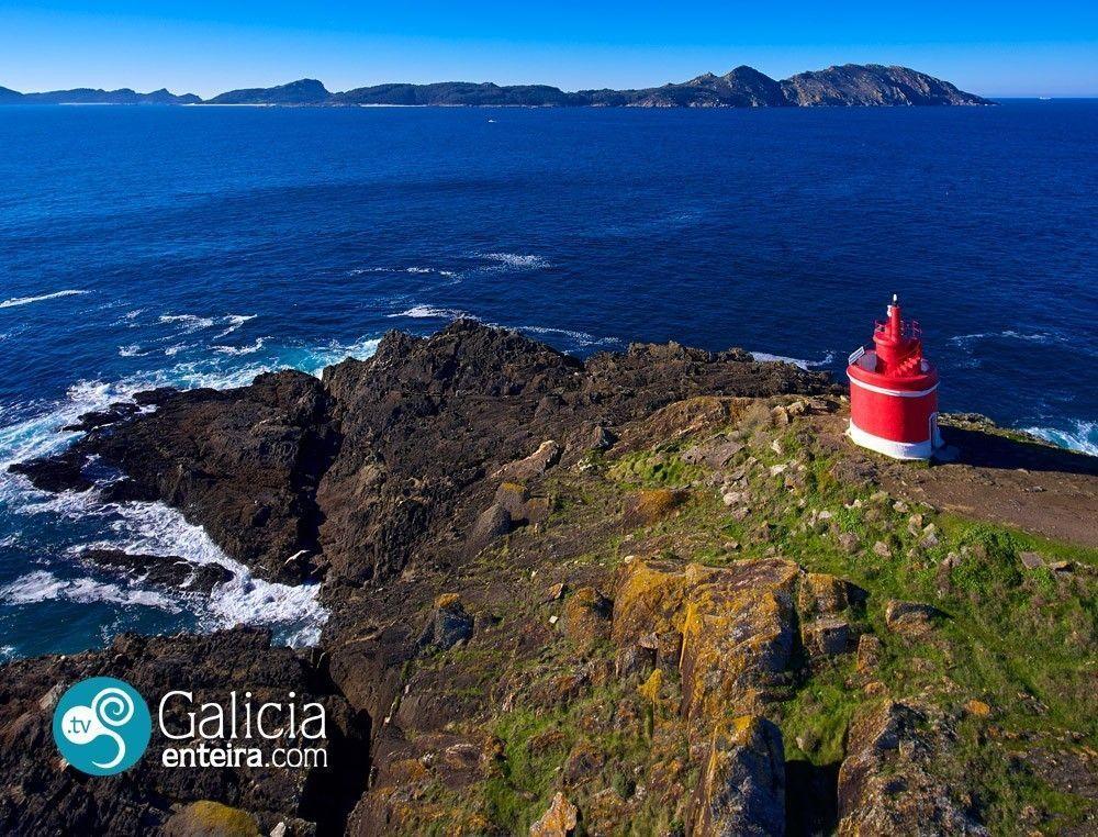 Faro de Punta Robaleira - Cangas