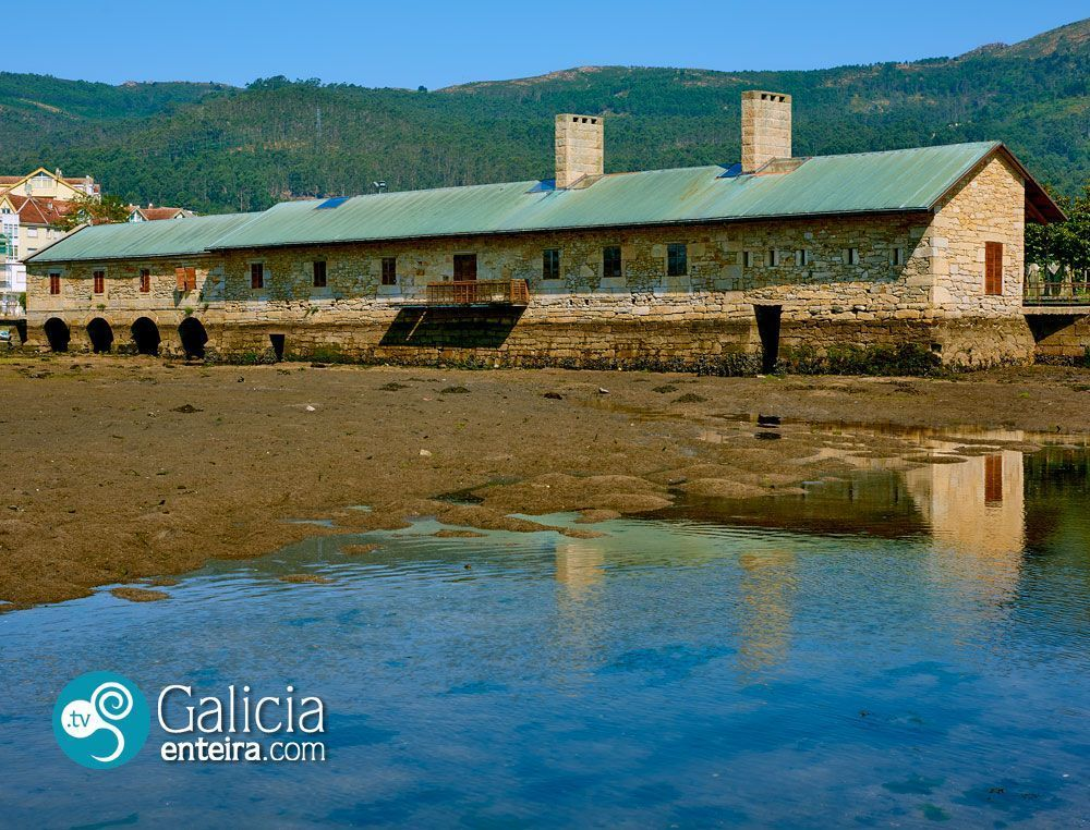 Muíño de Mareas do Pozo de Cachón, Muros