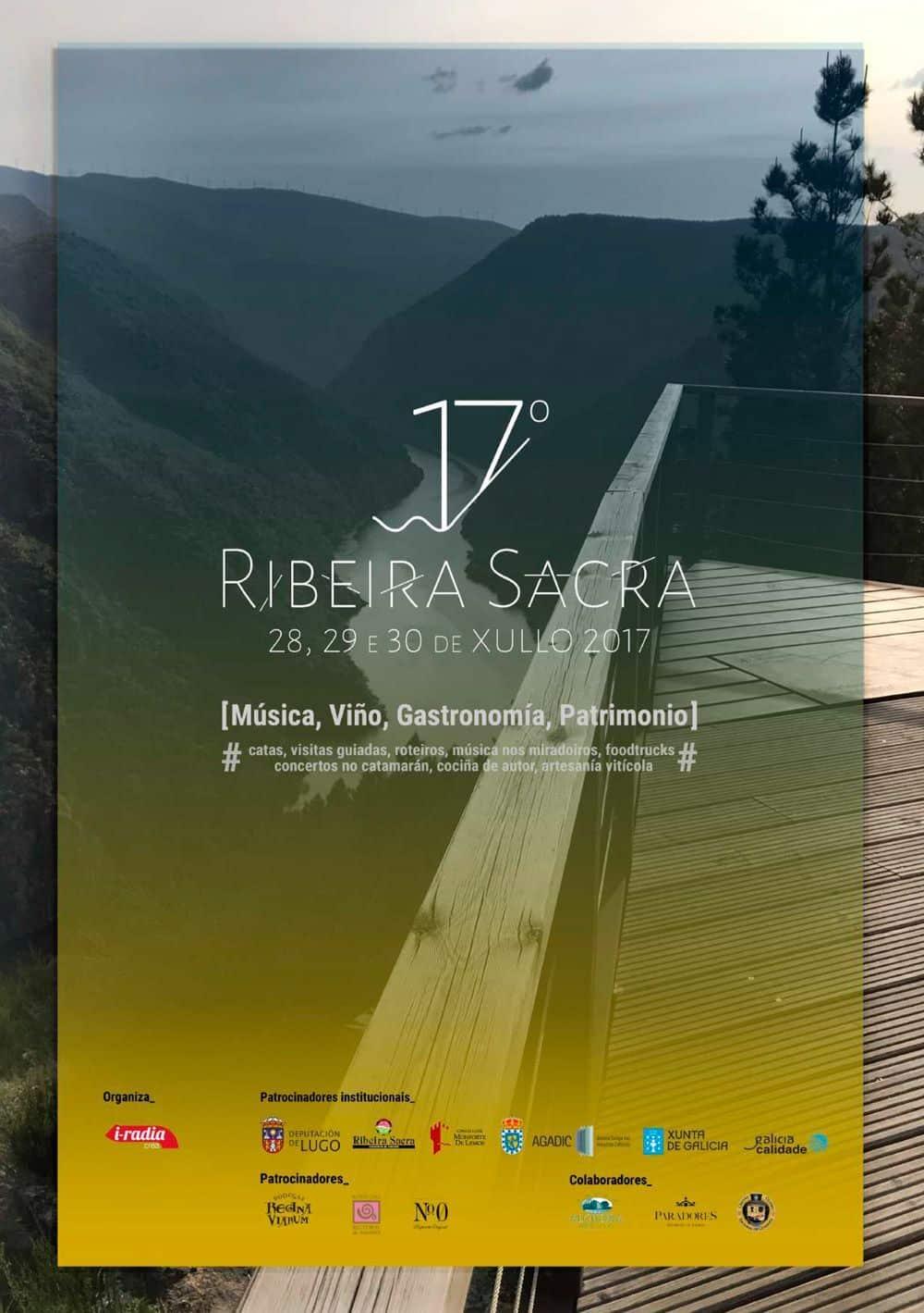 Festival de música 17º Ribeira Sacra
