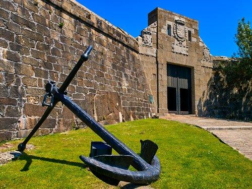 Castillo de San Anton - A Coruña