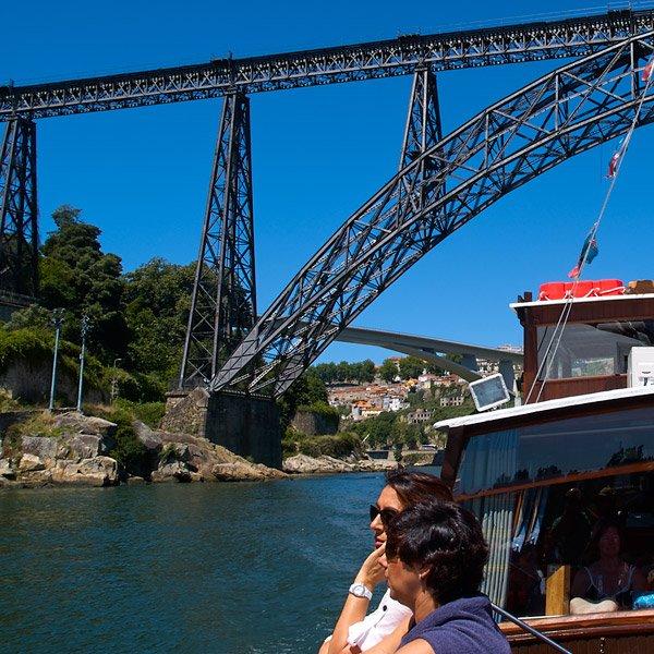 Puente Dona Maria Pia - Oporto