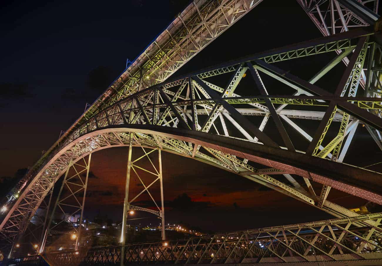 Puente Don Luis I - Oporto