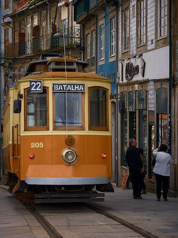 Tranvia - Oporto