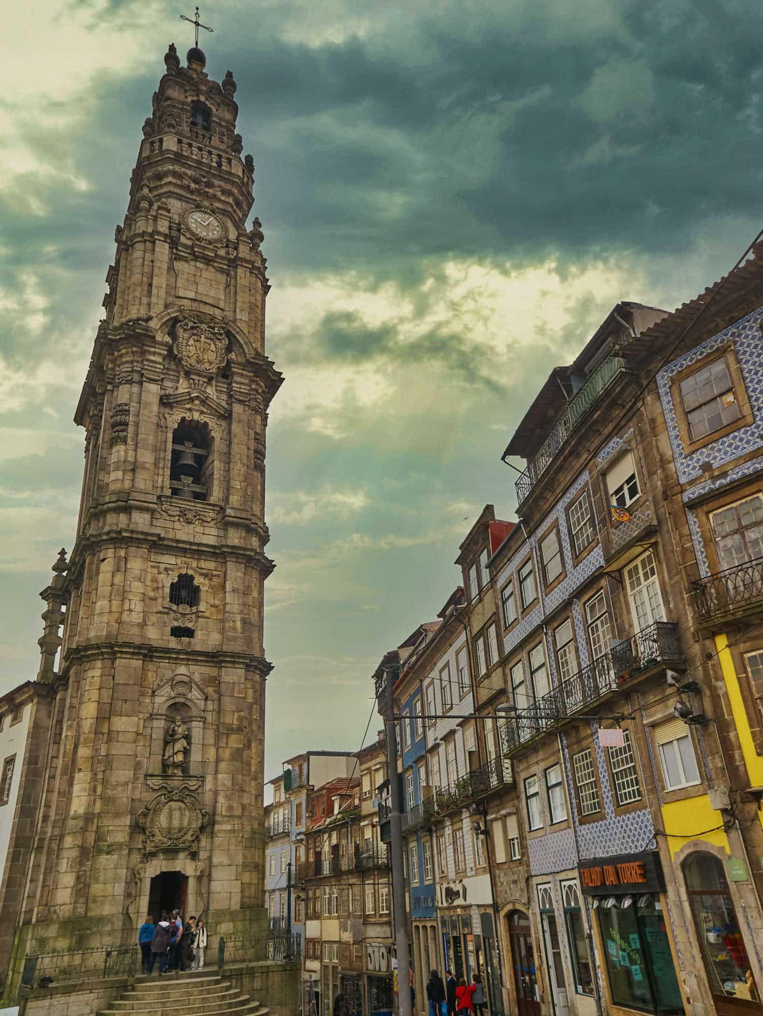 Torre de Los Clérigos Oporto