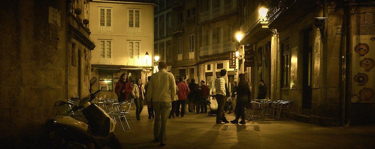 Calle de La Union - Ourense