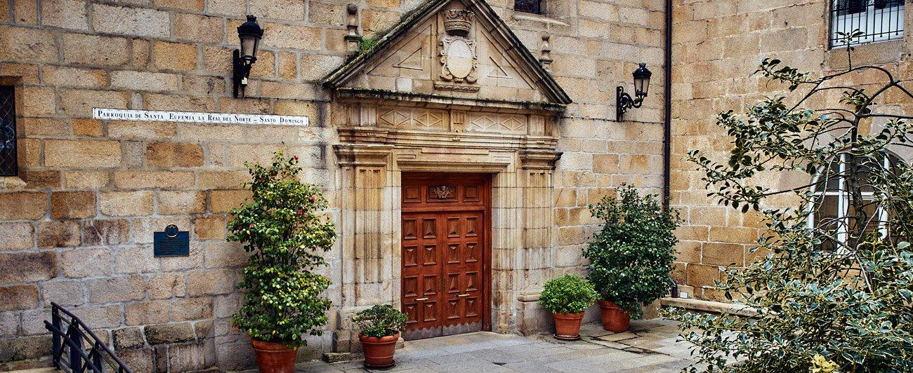Santo Domingo - Ourense