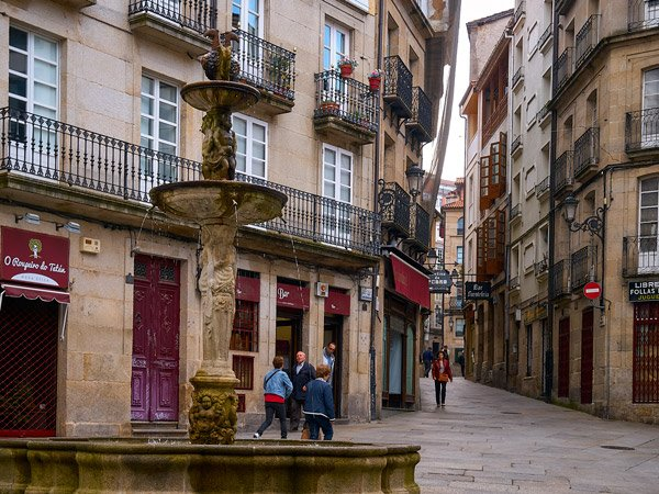 Praza do Ferro - Ourense