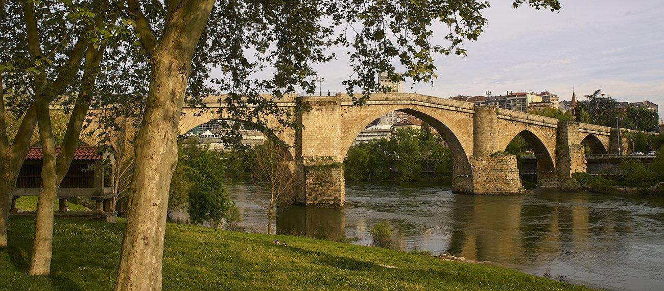 Puente Romano - Ourense