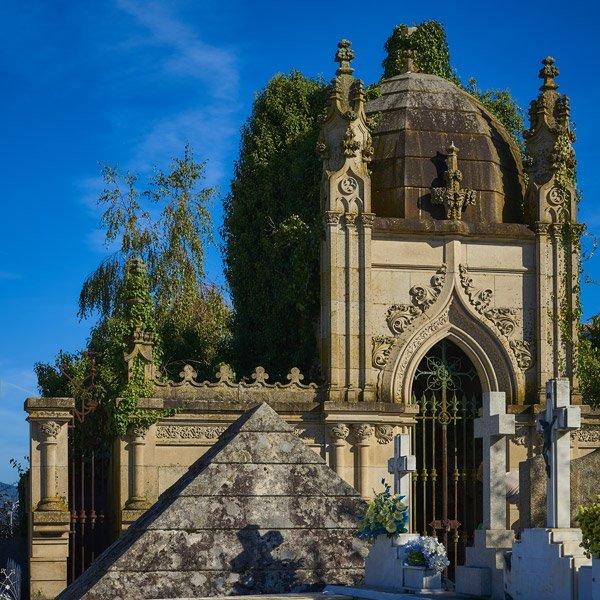 Cementerio de San Francisco - Ourense