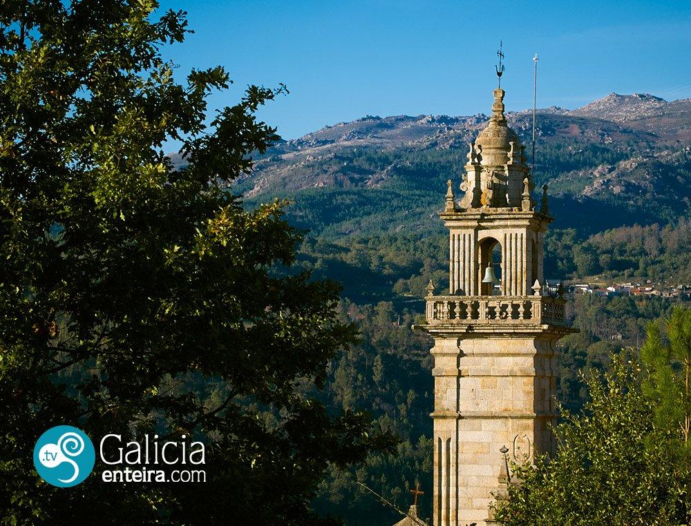 Iglesia de San Miguel de Lobios - Ourense