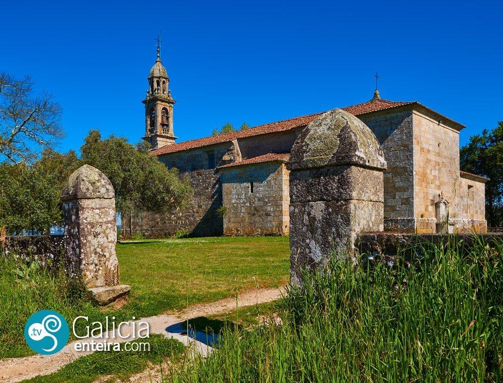 Iglesia de Santa Eulalia - Vedra
