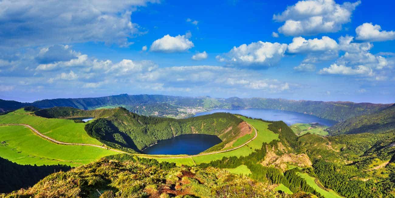 Azores: Sete Cidades