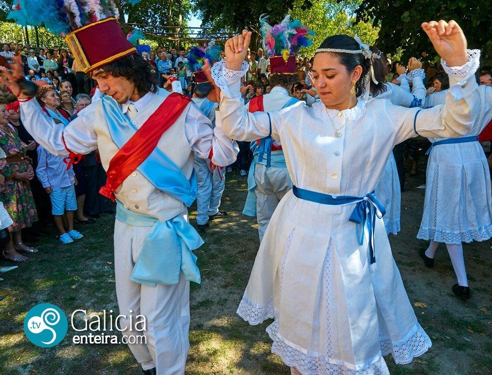 Festa da Virxe do Libramento - Arbo