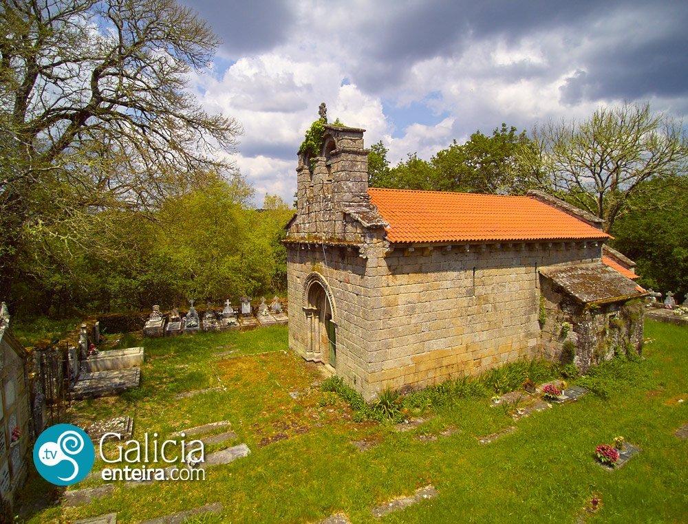 Iglesia de San Mamede de Moldes - Boborás