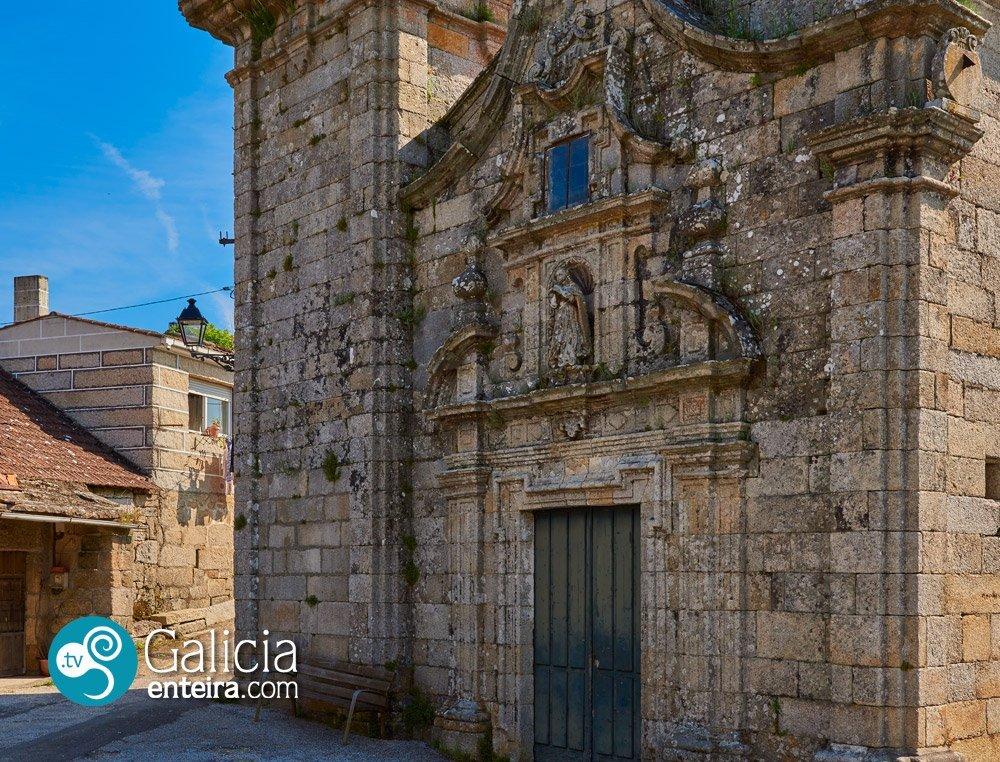 Iglesia de San Miguel - Carballeda de Avia
