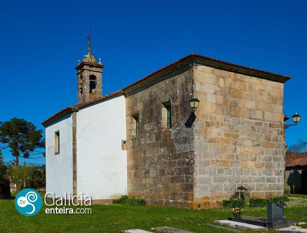 Iglesia de San Xián de Sales - Vedra