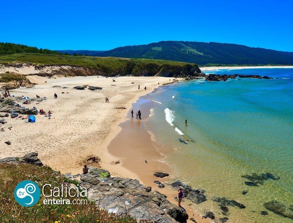 Playa de A Fragata - Ferrol