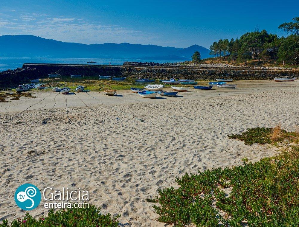 Playa de Cabanas - Muros