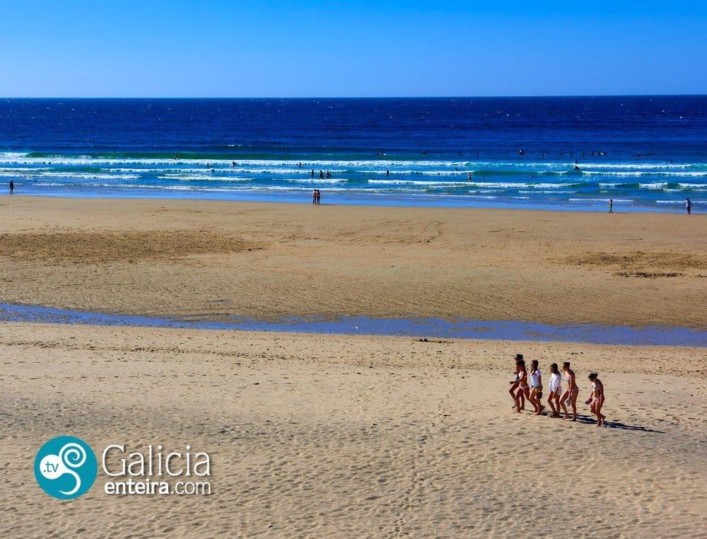 Playa de Pantín - Valdoviño