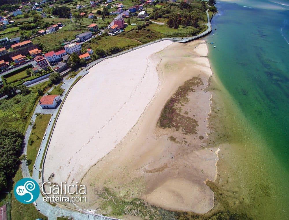 Playa de O Pendón - Cabana de Bergantiños