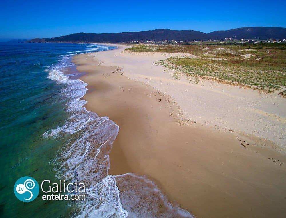 Playa de Traba - Laxe