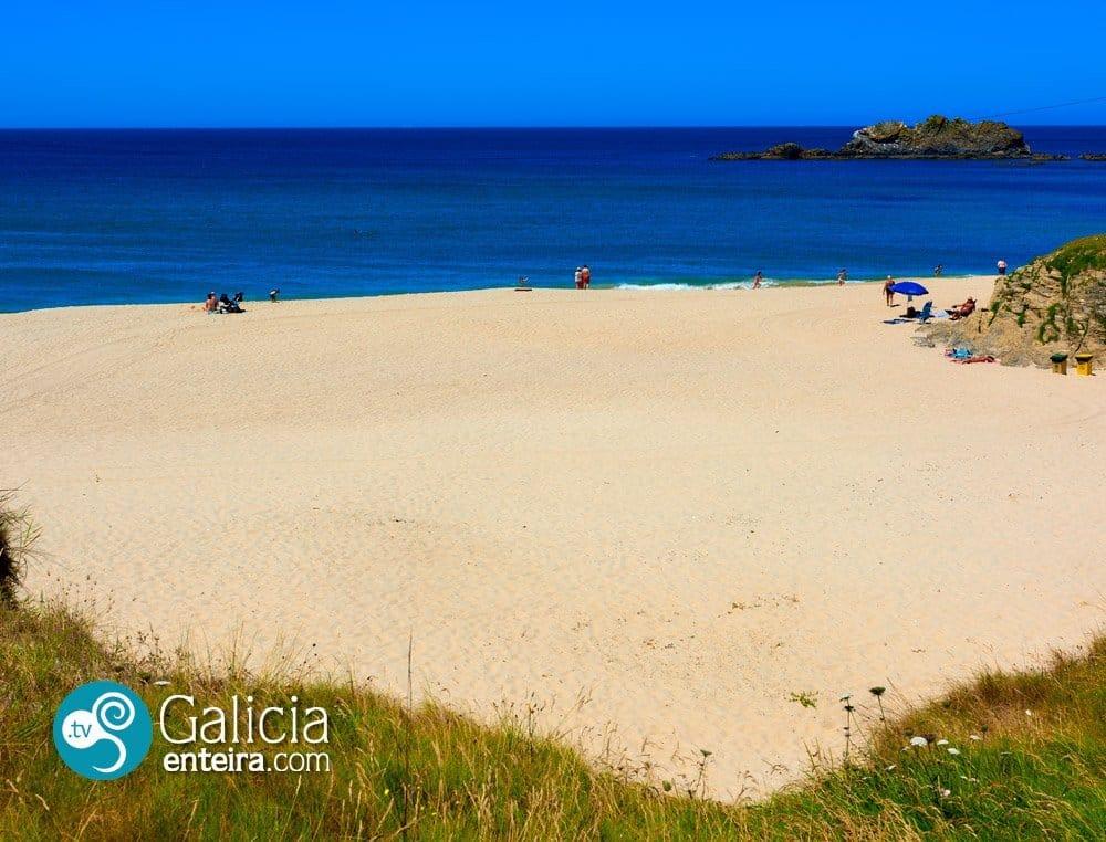 Playa de O Vilar - Ferrol
