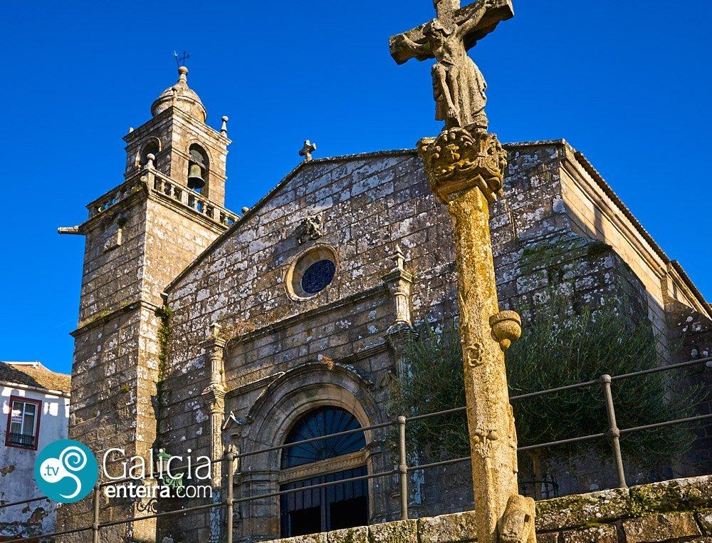 Iglesia de Santiago de Carril - Vilagarcía de Arousa