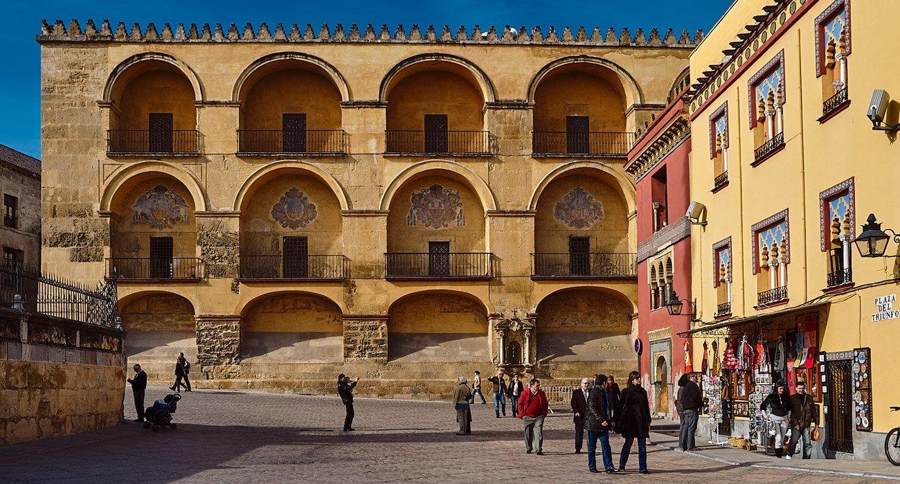 Plaza del Triunfo - Córdoba