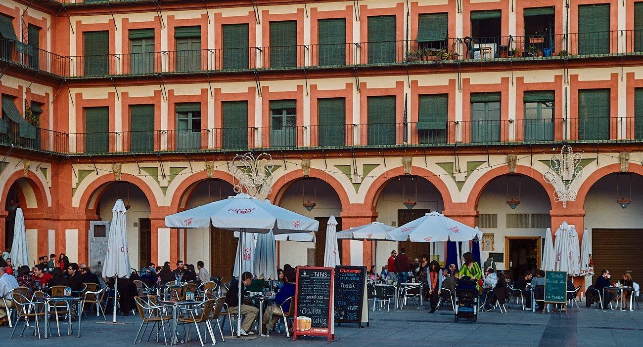 Plaza de la Corredera - Córdoba