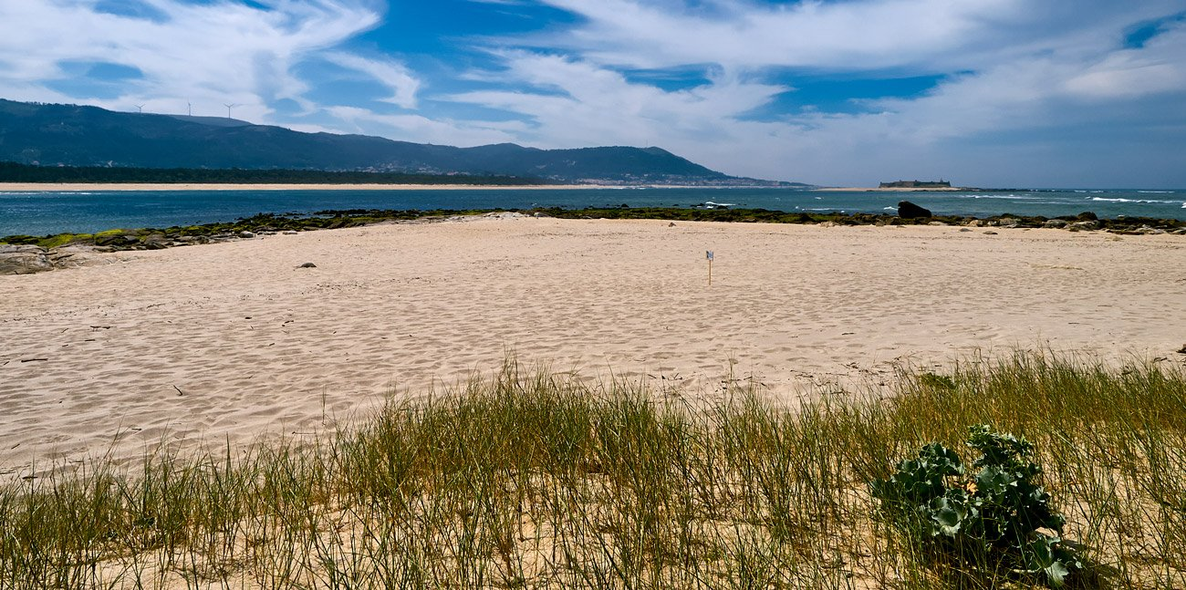 Playa O Muiño - A Guarda