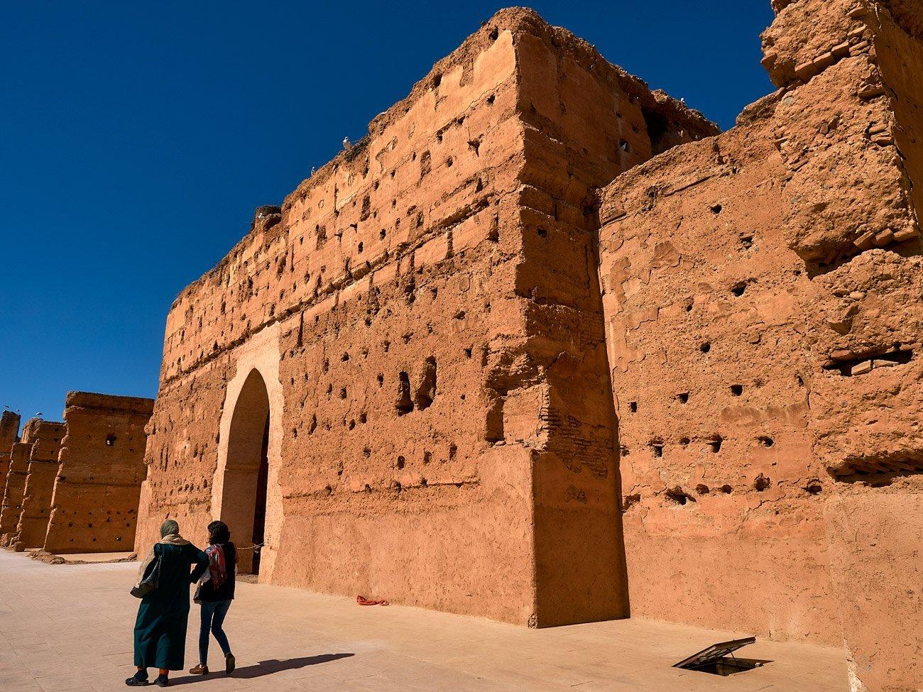 Palacio Al Badi - Marrakech