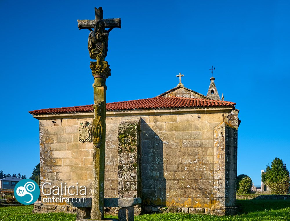 Iglesia de Santa María de Curro - Barro
